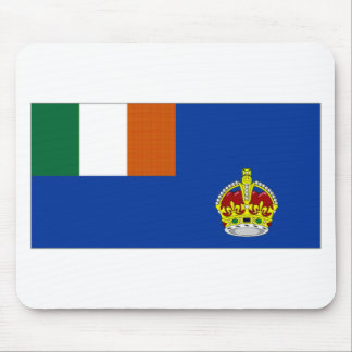 Ireland yachting ensign mouse pad
