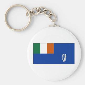Ireland Yachting Flag Keychain