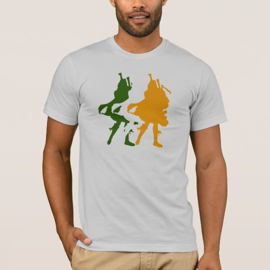 Ireland's Bagpipers T-Shirt