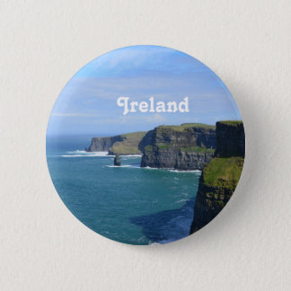 Ireland's Cliffs of Moher Button