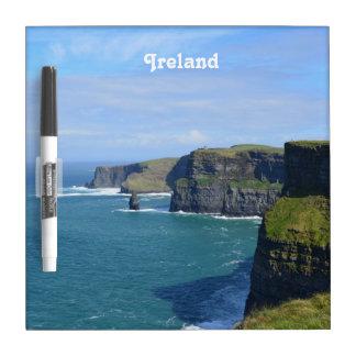 Ireland's Cliffs of Moher Dry-Erase Board