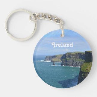 Ireland's Cliffs of Moher Acrylic Key Chain