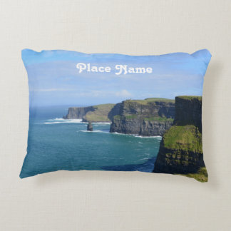 Ireland's Cliffs of Moher Accent Pillow