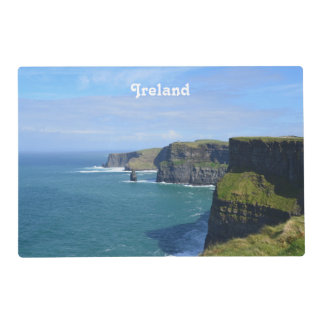 Ireland's Cliffs of Moher Laminated Place Mat