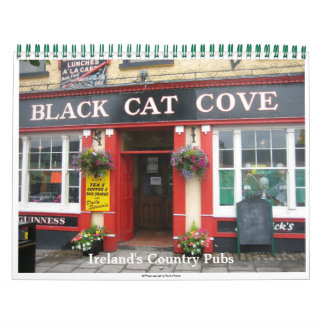 Ireland's Country Pubs Calendars