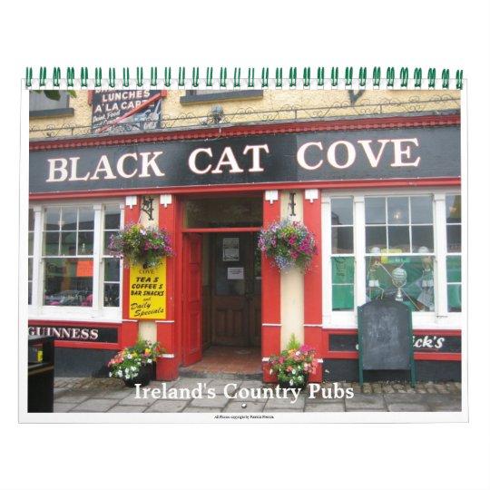 Ireland's Country Pubs Calendar