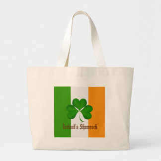 Ireland's Flag and Shamrock Gifts Bags