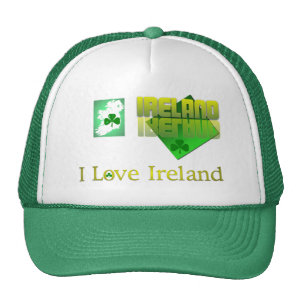 Ireland's Treasure. hat