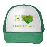 Ireland's Treasure. Mesh Hat