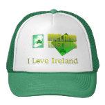 Ireland's Treasure. Mesh Hats