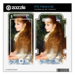 Irene Cahen d Anvers by Pierre Renoir Decal For HTC T-Mobile G2