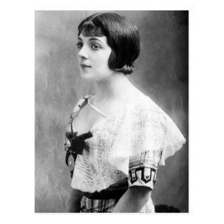 Irene dulce, los años 20 postales