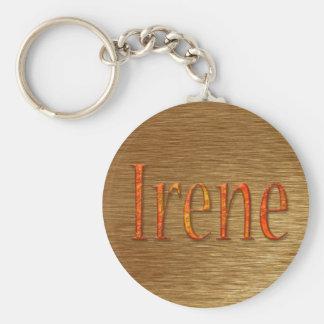 IRENE Name-Branded Gift Item Keychain