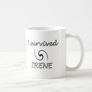Irene Survivor ~ mug