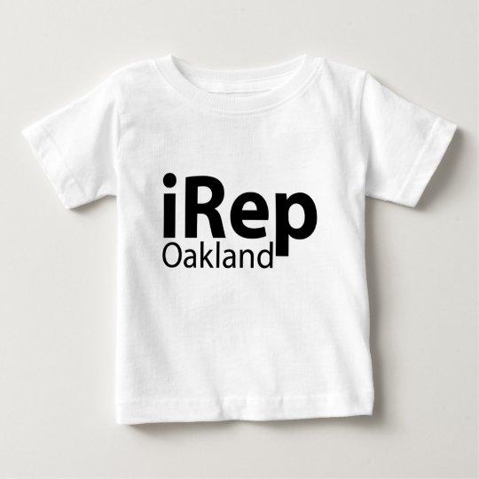 iRep Oakland Baby T-Shirt