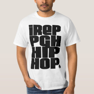 iREP PGH HIP HOP Tee Shirts