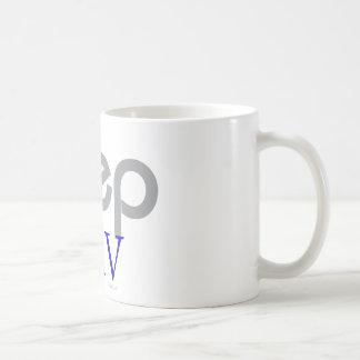 iRep-San Mateo Village Cali Classic White Coffee Mug