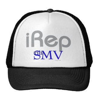 iRep-San Mateo Village Cali Trucker Hat