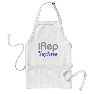 iRep-YayArea Cali Tees Adult Apron