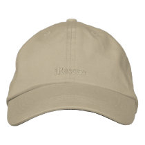 iRescue Embroidered Baseball Cap
