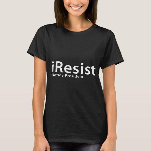iResist Tshirt