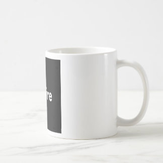 iRetire Classic White Coffee Mug