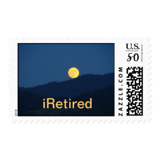 iRetired postage stamps Retirement Retired