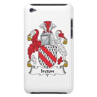 Ireton Family Crest iPod Touch Covers