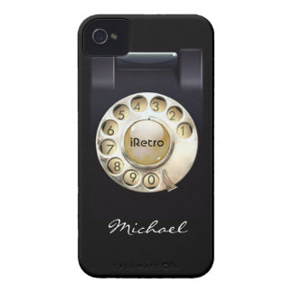 iRetro Rotary Old-school Blackberry Bold Case