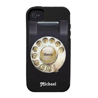 iRetro Rotary Oldschool Case-Mate iPhone 4 Cases
