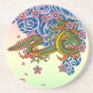 Irezumiryuu Sandstone Coaster