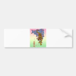 Irezumitora Bumper Stickers