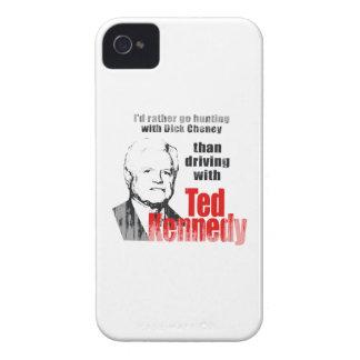 Iría bastante a cazar con Dick Cheney. Faded.png iPhone 4 Case-Mate Coberturas