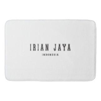 Irian Jaya Indonesia Bath Mat