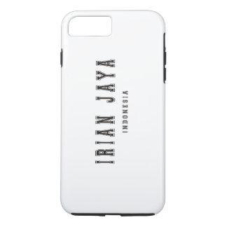 Irian Jaya Indonesia iPhone 7 Plus Case