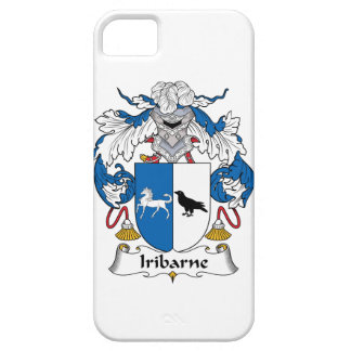 Iribarne Family Crest iPhone 5 Cover