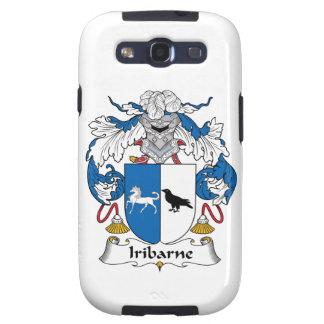 Iribarne Family Crest Samsung Galaxy SIII Cases
