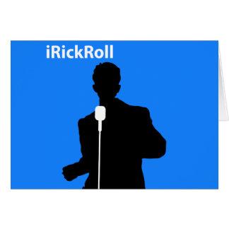 iRickRoll Card