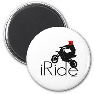 iride 2 inch round magnet