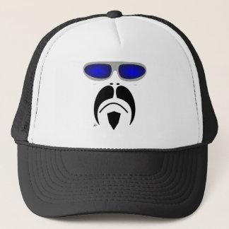 iRide Moustache Ferris Bueller Sunglasses Cap