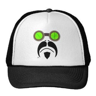 iRide Moustache Welding Goggles Cap Trucker Hat