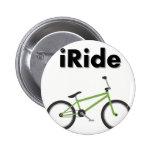 iride pinback button
