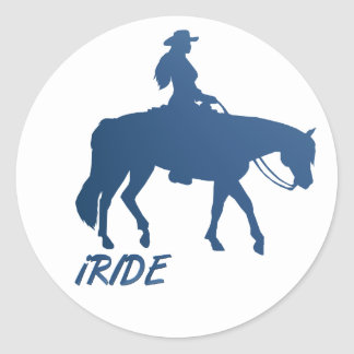iRIDE Sticker