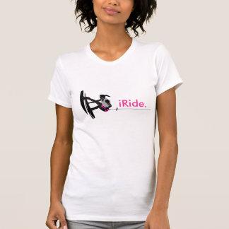 iRide. Women's edition. T-shirt