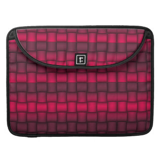 Iridescent Blocks MacBook Pro Sleeve