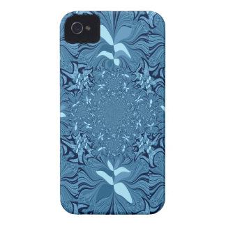 Iridescent blue. iPhone 4 Case-Mate cases