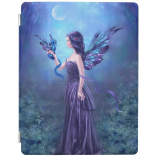 Iridescent Fairy & Dragon Art iPad 2/3/4 Case