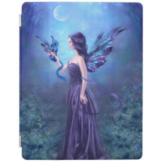 Iridescent Fairy & Dragon Art iPad 2/3/4 Case iPad Cover