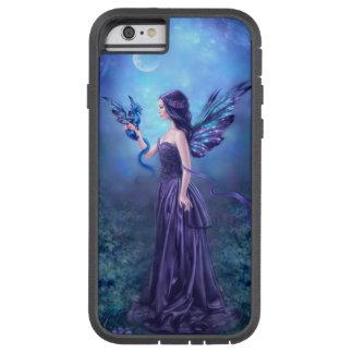 Iridescent Fairy & Dragon Art iPhone 6 Tough Case Tough Xtreme iPhone 6 Case