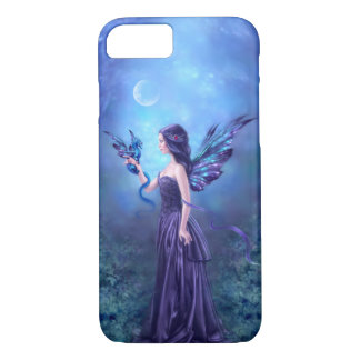 Iridescent Fairy & Dragon iPhone 7 Case